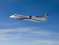 ニュース画像:ビーマン・バングラデシュ航空、Q400を3機追加発注
