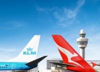 ニュース画像:KLMとカンタス航空、10月末から豪州/欧州間でコードシェア