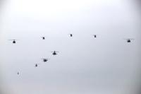 ニュース画像:陸自第10師団、守山駐屯地で創立56周年記念行事 11月24日