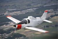 SUBARU、航空機システムインテグレーションの飛行試験機が初飛行の画像