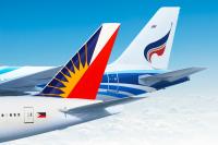 ニュース画像 1枚目:バンコクエアウェイズとフィリピン航空