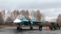 ニュース画像:スホーイ、Su-34をロシア空軍へ納入