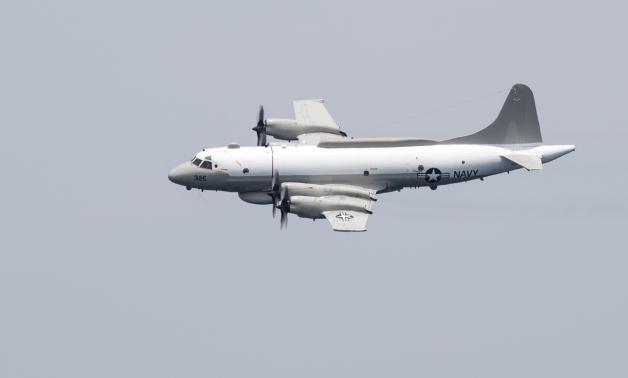 ニュース画像 1枚目:アメリカ海軍EP-3Eアリエス
