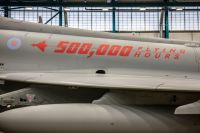 ニュース画像 1枚目:50万飛行時間を達成