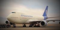 ニュース画像 1枚目:747-100「N747GE」、YouTubeから