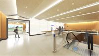 ニュース画像 3枚目:福岡空港 3F ENTRANCEイメージ