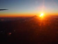 ニュース画像:ANA、2019年も初日の出フライトを運航 羽田発787-8で