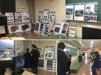 ニュース画像 1枚目:展示の様子