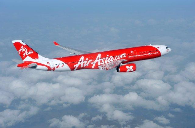 ニュース画像 1枚目:エアアジア・エックス A330