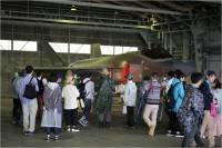 ニュース画像:空自、三沢基地に10機目のF-35Aを配備 302飛行隊編成へ