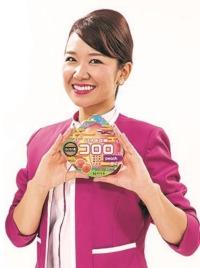 ニュース画像:ピーチ、UHA味覚糖と紀の川市のコラボグミ「コロロ」を機内で先行販売