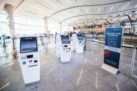 ニュース画像:デルタ、生体認証技術を導入したアトランタ空港国際線ターミナルを公開