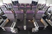 ニュース画像:ユナイテッド航空、プレミアムプラスの販売を開始 成田2路線も対象