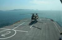 ニュース画像 1枚目:艦艇への輸送イメージ