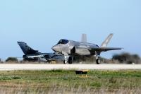 ニュース画像 1枚目:イタリア空軍のF-35