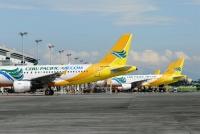 ニュース画像:セブパシフィック航空、12月15日にクラーク/タグビララン線を開設
