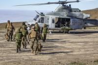 ニュース画像:陸自と米海兵隊、カリフォルニア州で実働訓練「アイアンフィスト」実施へ