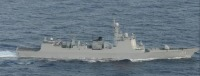 ニュース画像 1枚目:ルーヤンⅡ級ミサイル駆逐艦「151」