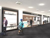 ニュース画像:松山空港国際線ターミナルがリニューアル、免税店は1.5倍に