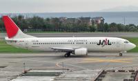 ニュース画像:JTA、「JA8994」を抹消 元JEXの737-400
