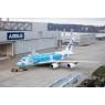 ニュース画像 13枚目:A380の塗装工場からロールアウト