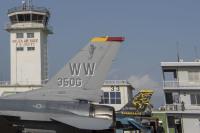 ニュース画像:PACAF F-16デモチーム、2019年はインドで開幕