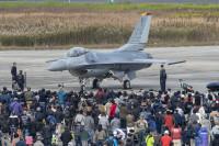 ニュース画像 3枚目:築城基地航空祭で注目を集める「90-0805」