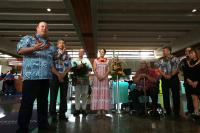 ニュース画像:ハワイアン航空、ホノルルで専用チェックインロビーを供用