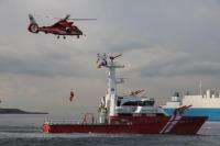 ニュース画像:千葉市、1月12日に消防出初式 航空隊も参加した陸海空の消防演技