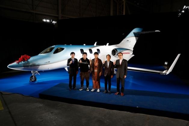ニュース画像:HondaJet日本初号機は「JA01JP」、投資家ら共同所有