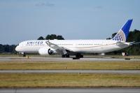 ニュース画像 1枚目:ユナイテッド航空 787-10