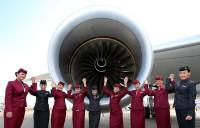 ニュース画像:カタール航空、ドーハ・ベースの客室乗務員を募集 1月19日まで