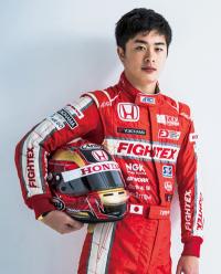 ニュース画像:AIRDO、F3ドライバーの大湯都史樹選手とスポンサー契約を締結