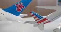 ニュース画像:アメリカンと中国南方航空、コードシェアやマイレージ特典で提携拡大