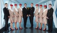 ニュース画像 1枚目:エミレーツ航空の客室乗務員 イメージ