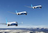 ニュース画像 1枚目:737MAX、787、777X