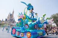 ニュース画像:JAL、東京ディズニーランド開催の「ディズニー・イースター」に協賛