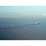 ニュース画像 2枚目:アクアライン上空
