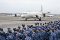 ニュース画像:鹿屋航空基地、1月8日にP-3CとUH-60Jなどで初訓練飛行