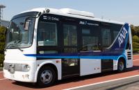 ニュース画像:ANAや愛知製鋼など6社、羽田で自動運転バスの実証実験