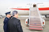 ニュース画像:次期政府専用機、国外運航訓練を実施 シンガポールやスウェーデンで