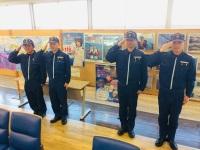 ニュース画像 1枚目:釧路航空基地のパネル展