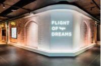 ニュース画像:FLIGHT OF DREAMS、1月17日に累計来館者数50万人