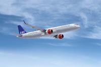 ニュース画像:スカンジナビア航空、ALCと3機のA321LRを3機リース契約
