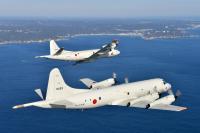 ニュース画像:エアーメモリアルかのや、P-3CとTH-135の体験搭乗を募集