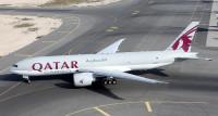 ニュース画像 1枚目:カタール航空カーゴ 777貨物機