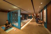 ニュース画像:キャセイ、香港国際空港ビジネスクラスラウンジにヨガスペースをオープン