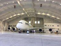 ニュース画像 1枚目:カンタス航空 A380