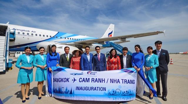 ニュース画像 1枚目:バンコク/ニャチャン線に就航