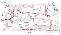 ニュース画像 1枚目:潮来IC/鉾田IC間の工事概要